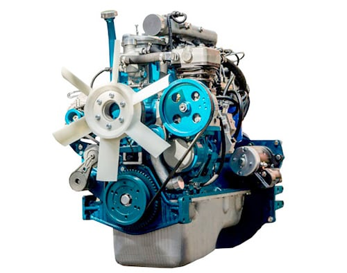 Дизельный двигатель Д245